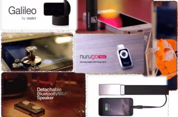 Inventos tecnológicos para tu smartphones