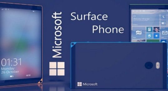 Surface Pro 5, Surface Book 2 y Surface Phone