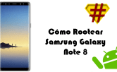 Rootear Samsung Galaxy Note 8
