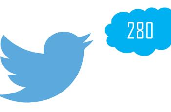 tweets de 280 caracteres