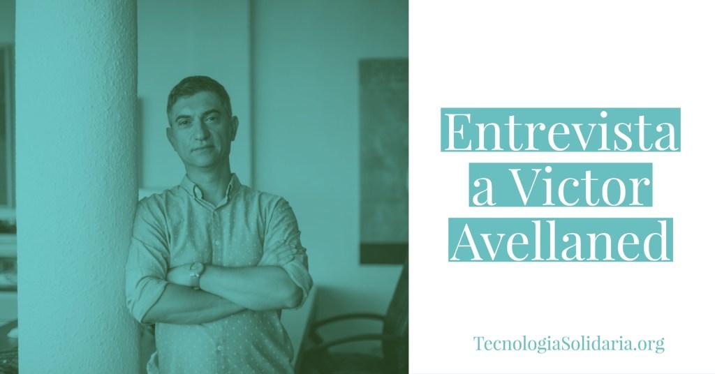 Entrevista a Victor Avellaned