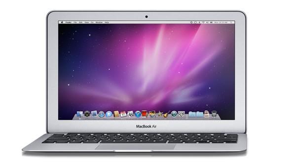MacBook Air de 11,6 pulgadas