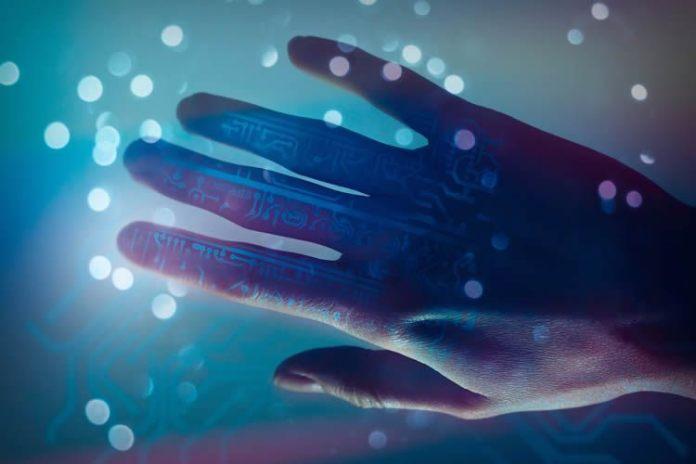 TEcnopia feeling-hand