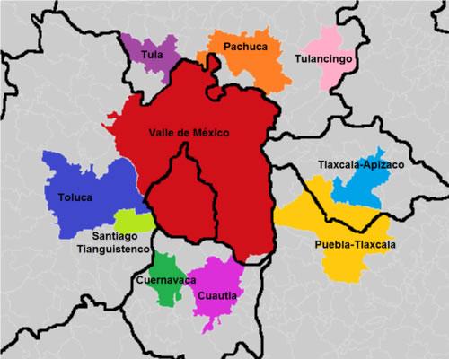 Megapolis de México