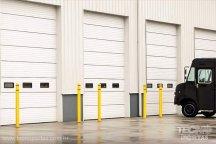 Portas Seccionadas Industriais Porta Guilhotina