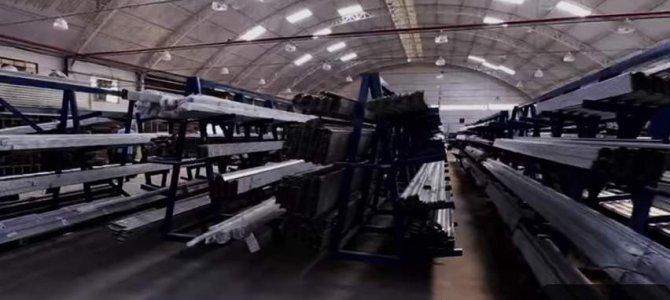 Vídeo Institucional da Tecnoportas 2014