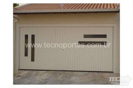 Portão Fechado Tecnoportas