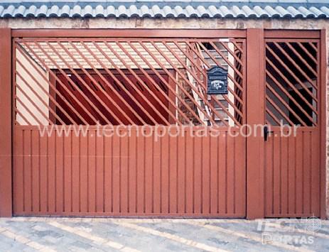 Portões Vazados com Mata Cachorro