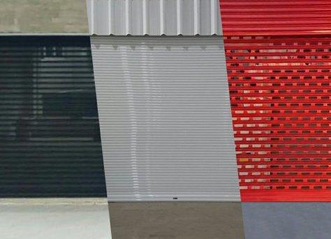 Portas de Rolo Automáticas Porta de Enrolar