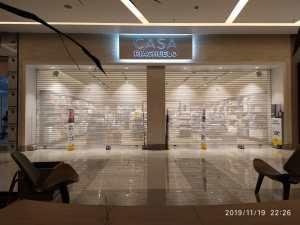 Portas de Aço Para Lojas Portas de Shopping