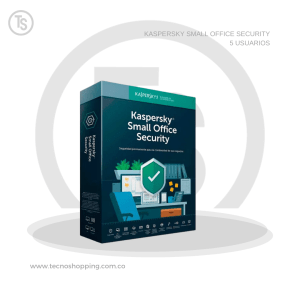 KASPERSKY SMALL OFFICE SECURITY 5 USUARIOS
