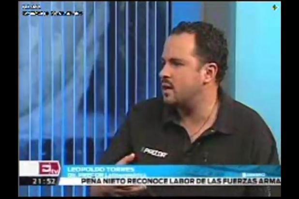 Leopoldo Torres. Director de PRECOR USA para Latinoamerica
