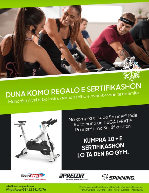 Promo Bon Pasku! Kumpra un SPINNING® Bike original