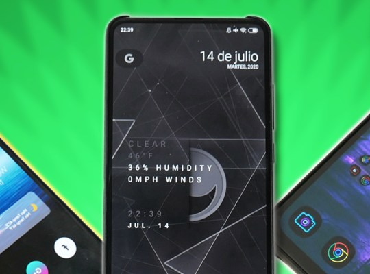 mejores launcher android 2020