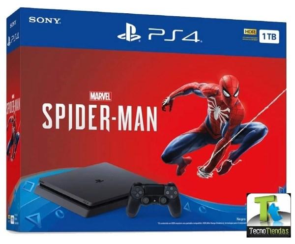 playstation 4 spiderman