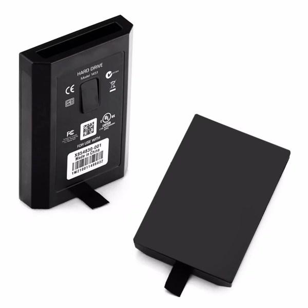 Caja disco duro Xbox 360 precio