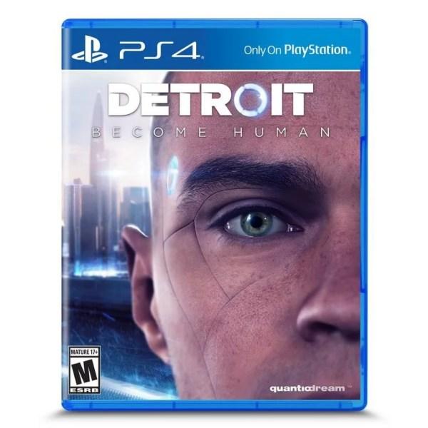 Detroit Become Human PS4 PRECIO