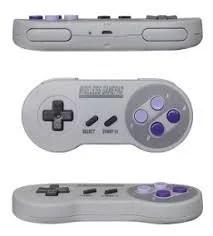 Control Super Nintendo