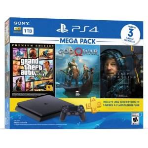 PlayStation 4 Con juegos