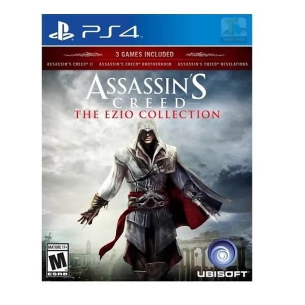 Assassins Creed Ezio PlayStation 4