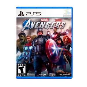 Avengers PlayStation 5