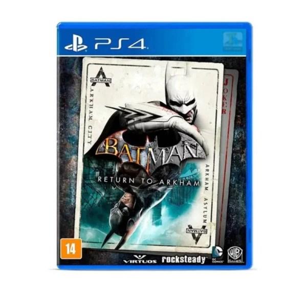 Batman Return To Arkham PlayStation 4