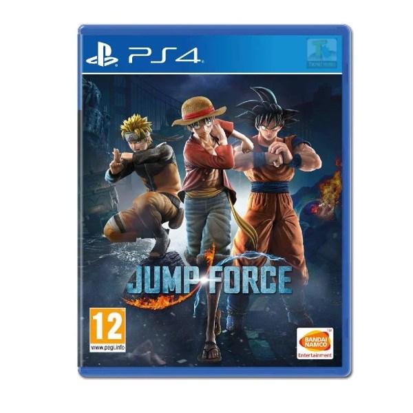 Jump Forcé PlayStation 4