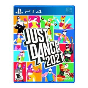 Just Dance 2021 PlayStation 4