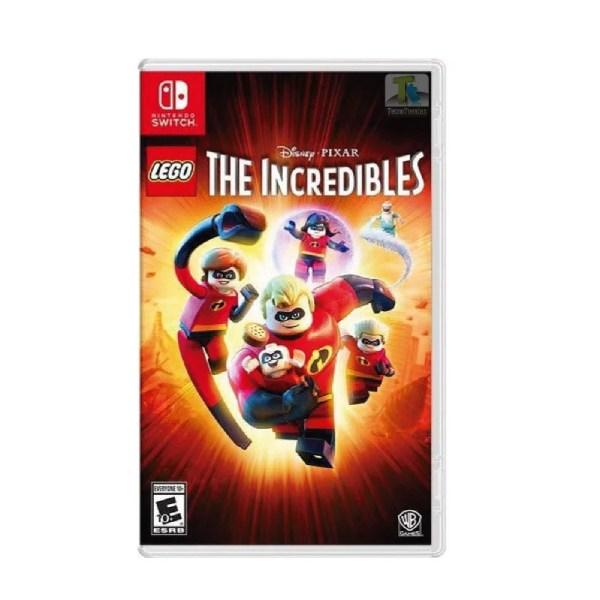 Lego Increíbles Nintendo Switch