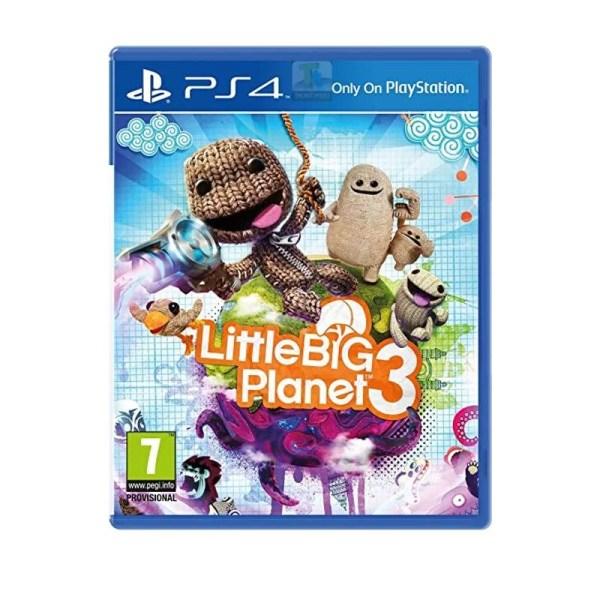 Little Big Planet PlayStation 4