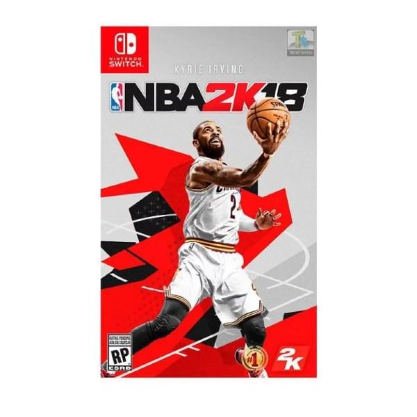 NBA 18 Nintendo Switch