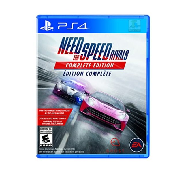 Need For Speed Rivals PlayStation 4