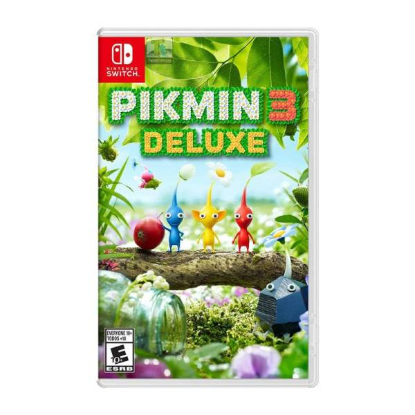 Pikmin 3 Nintendo Switch