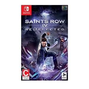 Saints Row 4 Re-elected Nintendo Switch