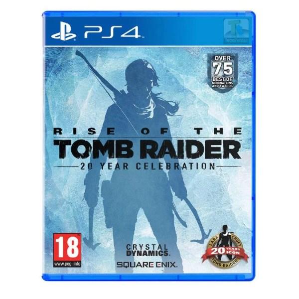 Tomb Raider Rise PlayStation 4