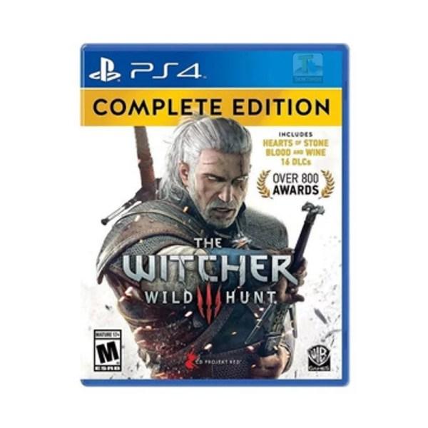 Witcher Wild Hunt Edicion Completa PlayStation 4