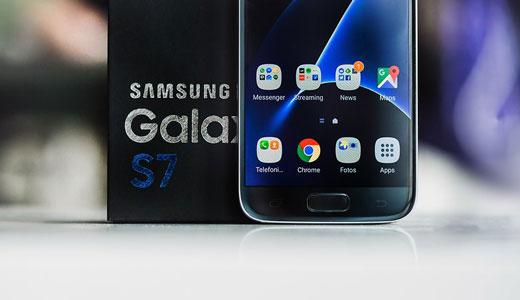 Android Nougat in arrivo sul Galaxy S7 a Gennaio — Samsung conferma