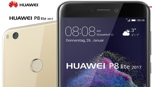 Huawei P8 Lite ufficiale (2017): prezzi e specifiche