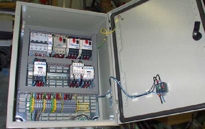 Electricité basse tension domotique