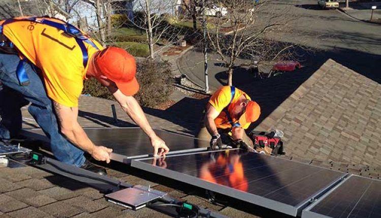 Enphase Solaire Energy Micro onduleur