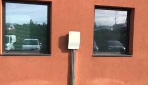Borne recharge véhicule electrique nimes gard 1