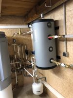 Pompe a chaleur pac air eau thermodynamique mitsubishi 2