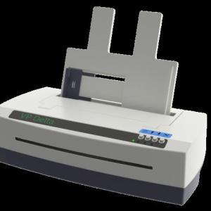 foto lateral da impressora delta