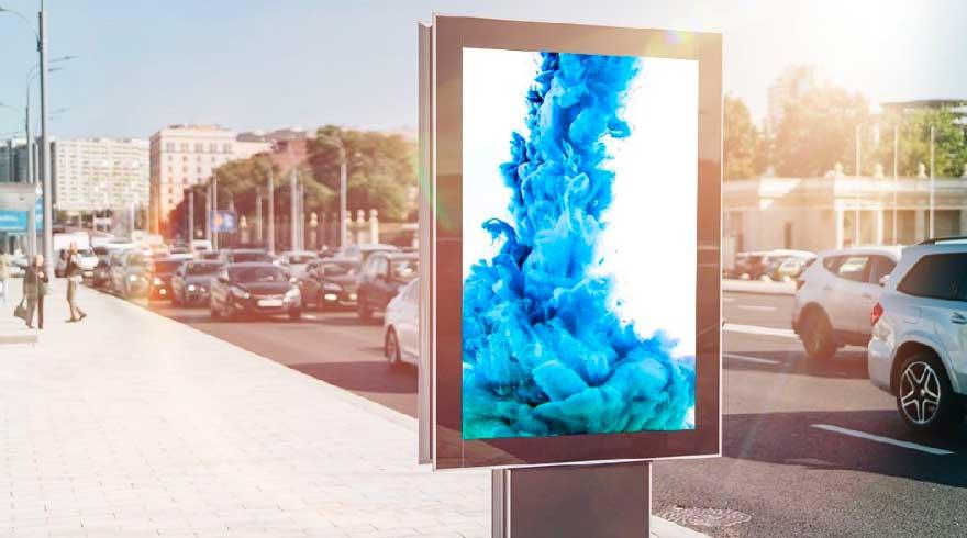 Display LCD ad alta luminosità e contrasto maggior 2500 nit lampade di retro illuminazione high brightness