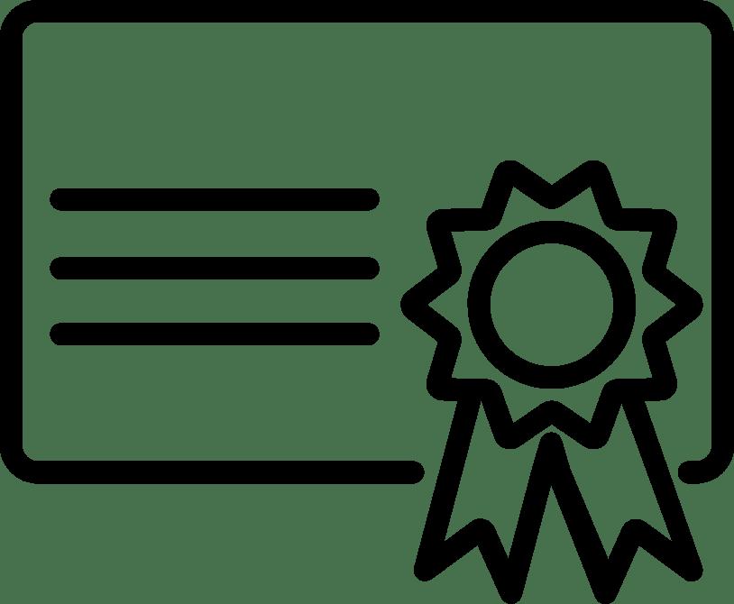 Icona licenze FluidNext