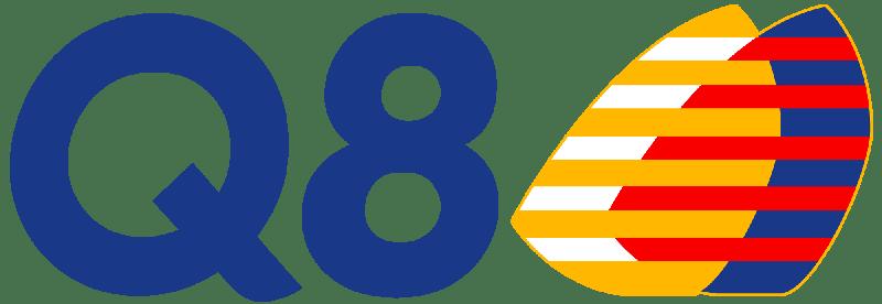 Q8 cliente Tecnovision ledwall Digital Signage DOOH
