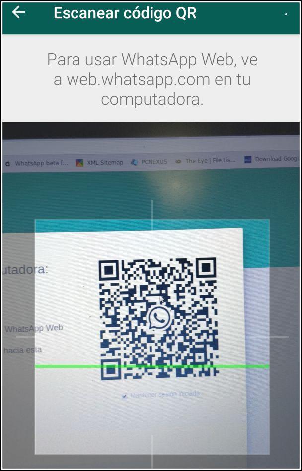 Escáner de código QR