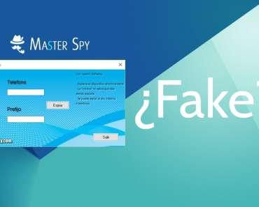 master spy fake