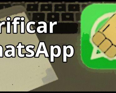 verificar WhatsApp