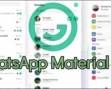 WhatsApp Material D2